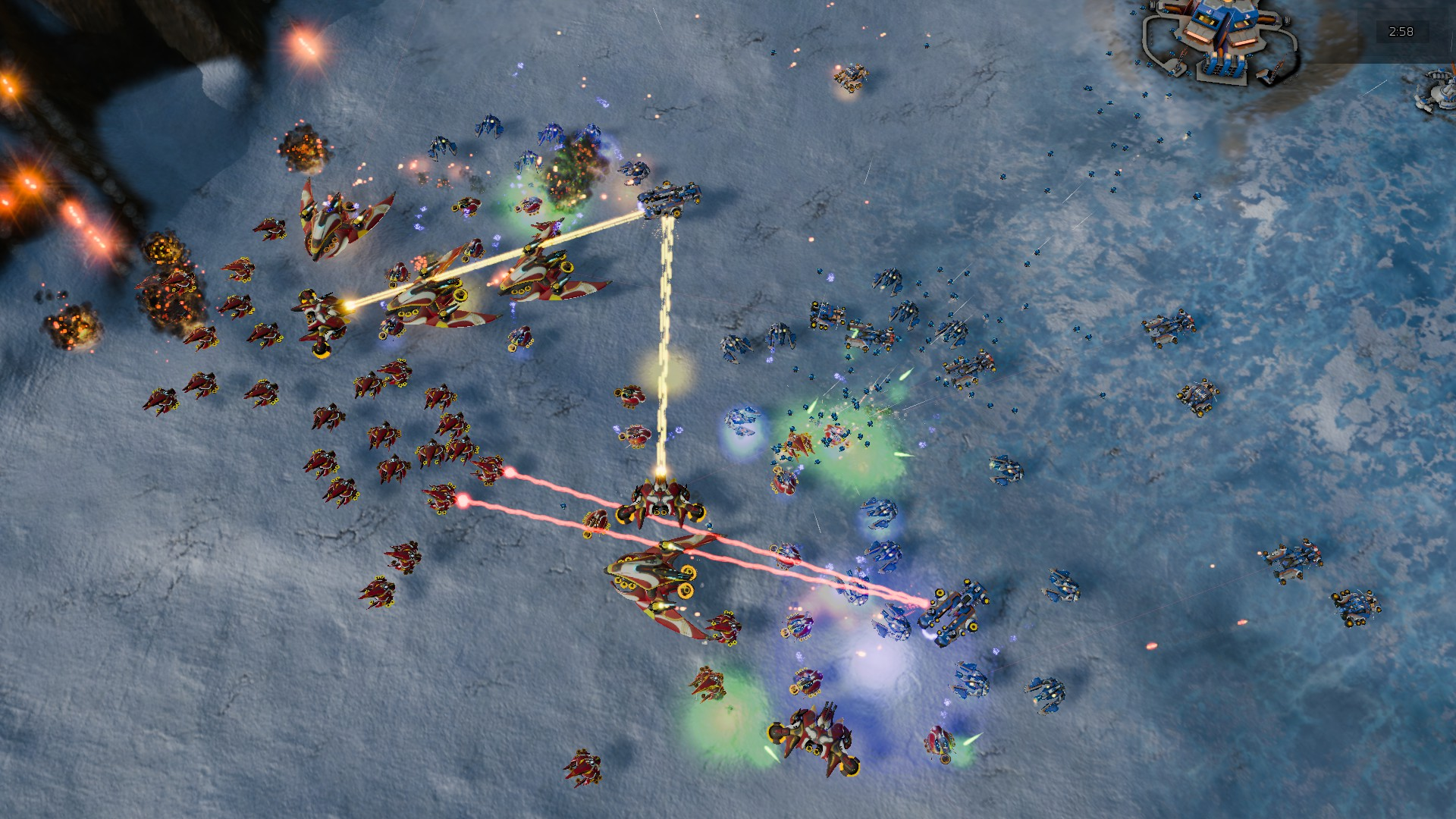 CPU Gaming Performance: Ashes of the Singularity Escalation