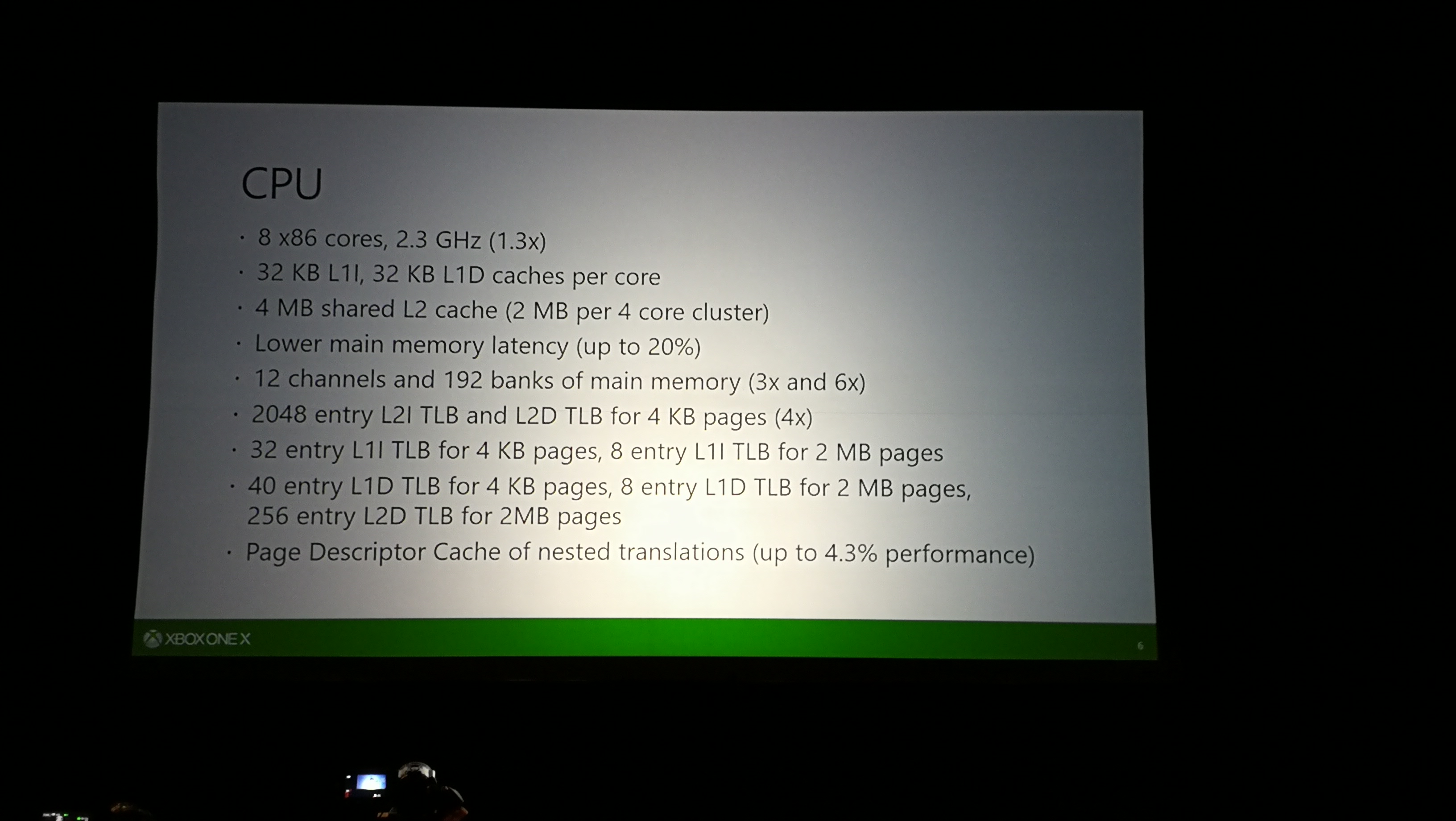 Hot Chips: Microsoft Xbox One X Scorpio Engine Live Blog (9