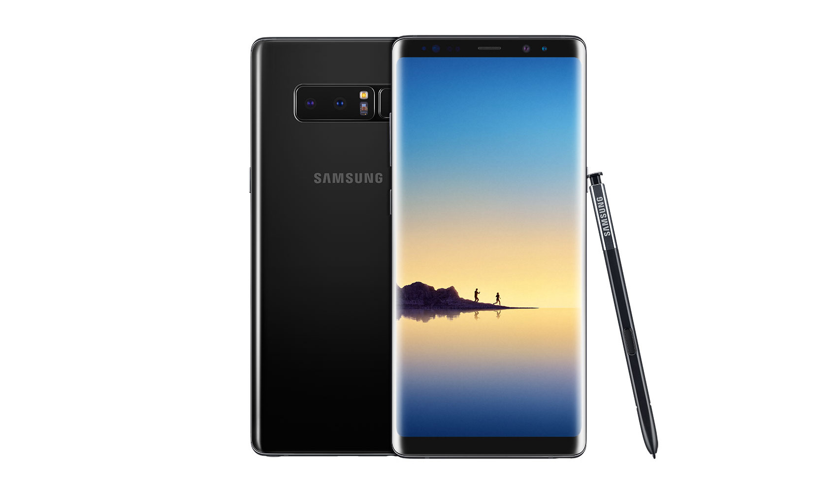 hands on with the samsung galaxy note8 think big. Black Bedroom Furniture Sets. Home Design Ideas