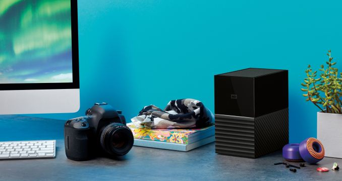 wd_mybook_duo_1_575px Western Electronic Launches New My Ebook Duo Storage Systems: 360 MB/s, USB-C, twenty TB