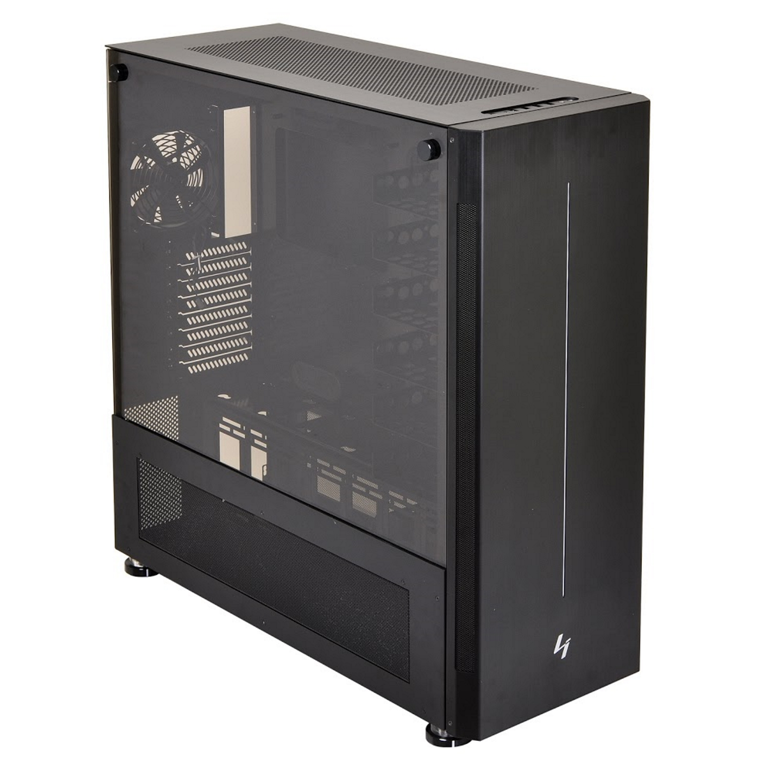 Lian Li Reveals Pc V3000 Full Tower Aluminum Chassis