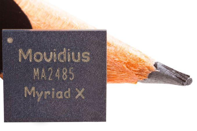 Intel Announces Movidius Myriad X VPU, Featuring 'Neural