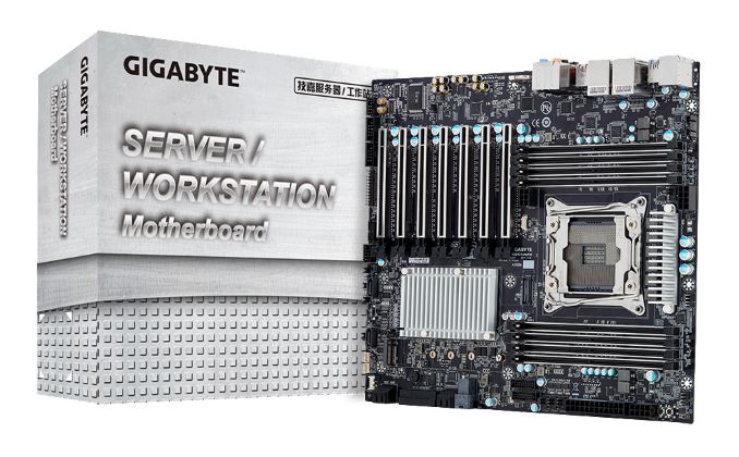 GIGABYTE Server Announces MW51-HP0 Motherboard: C422 for Intel Xeon-W