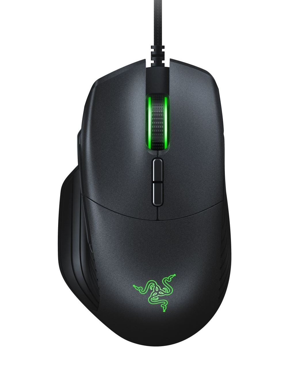 Razer Reveals Basilisk Mouse: Made for First Person Shooters