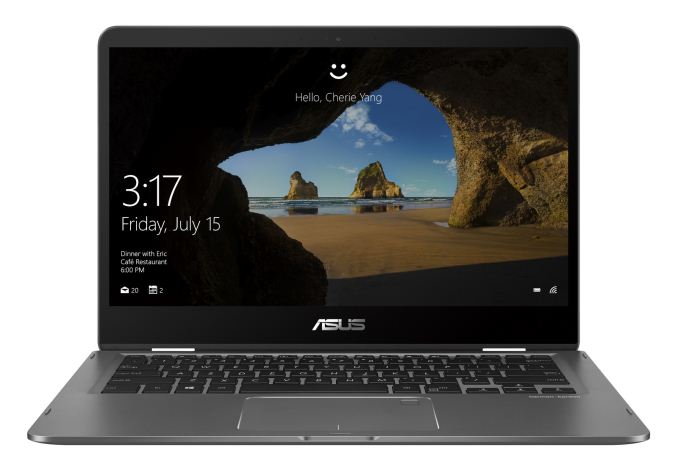 Image result for Asus to unveil Zenbook Flip 14 and Zenbook Flip 15 soon