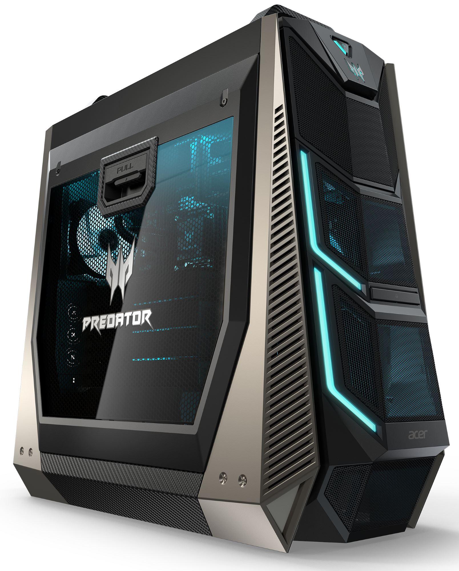 Acer Reveals Predator Orion 9000 Gaming Desktop: Up To 18 Cores, 4 ...