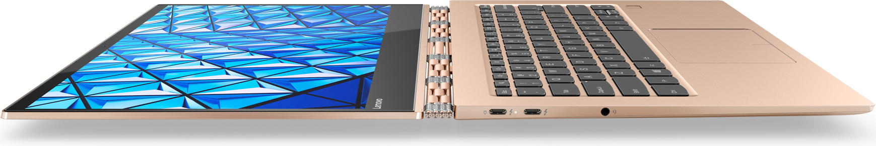 By Contrast The Yoga 910 Came In Silver Gold And Dark Grey Which Manufacturer Called Gunmetal