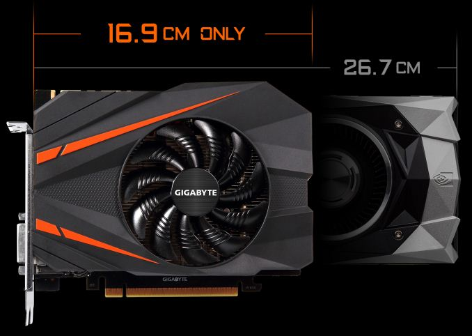GIGABYTE Unveils GeForce GTX 1080 Mini ITX 8G for SFF Builds
