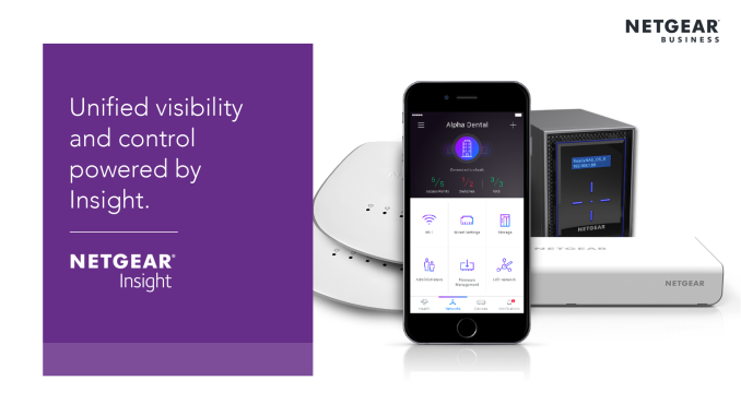 Netgear Launches Smart Cloud Devices with Insight Management