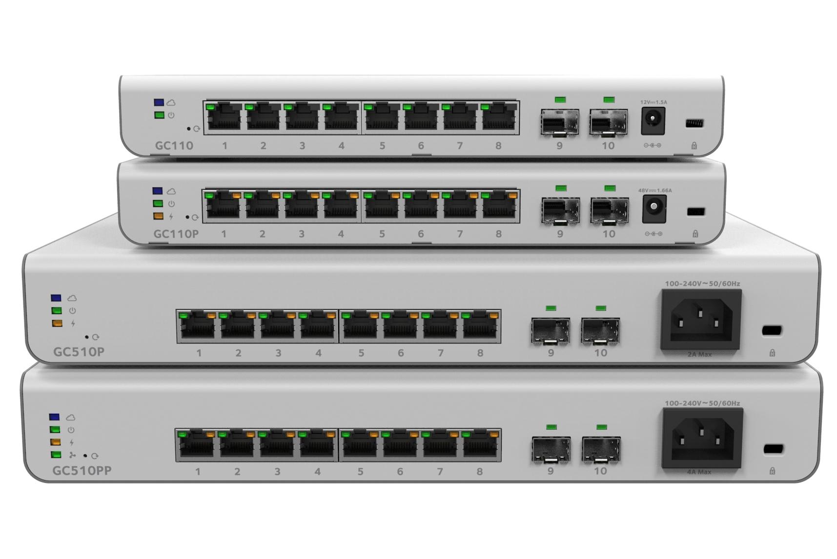 Configure Unifi Switch 8