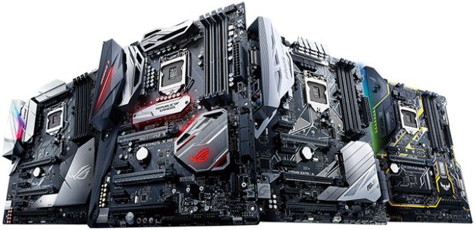 GIGABYTE Z370XP SLI - Analyzing Z370 for Intel's 8th