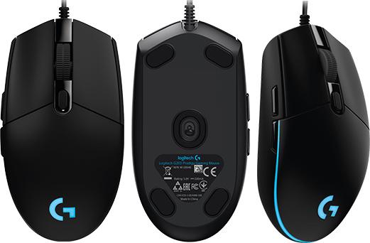 Logitech Boosts Precision of G203 Prodigy Mouse to 8000 DPI via