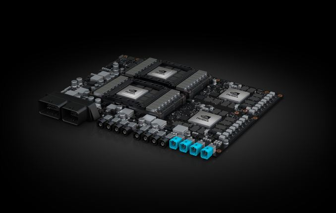NVIDIA Launches Chip for Autonomous Vehicles