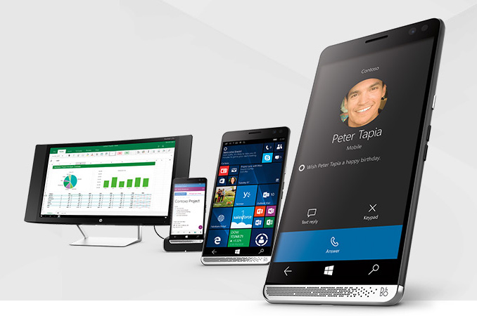 HP Halts Development of Windows 10 Mobile Smartphones, to