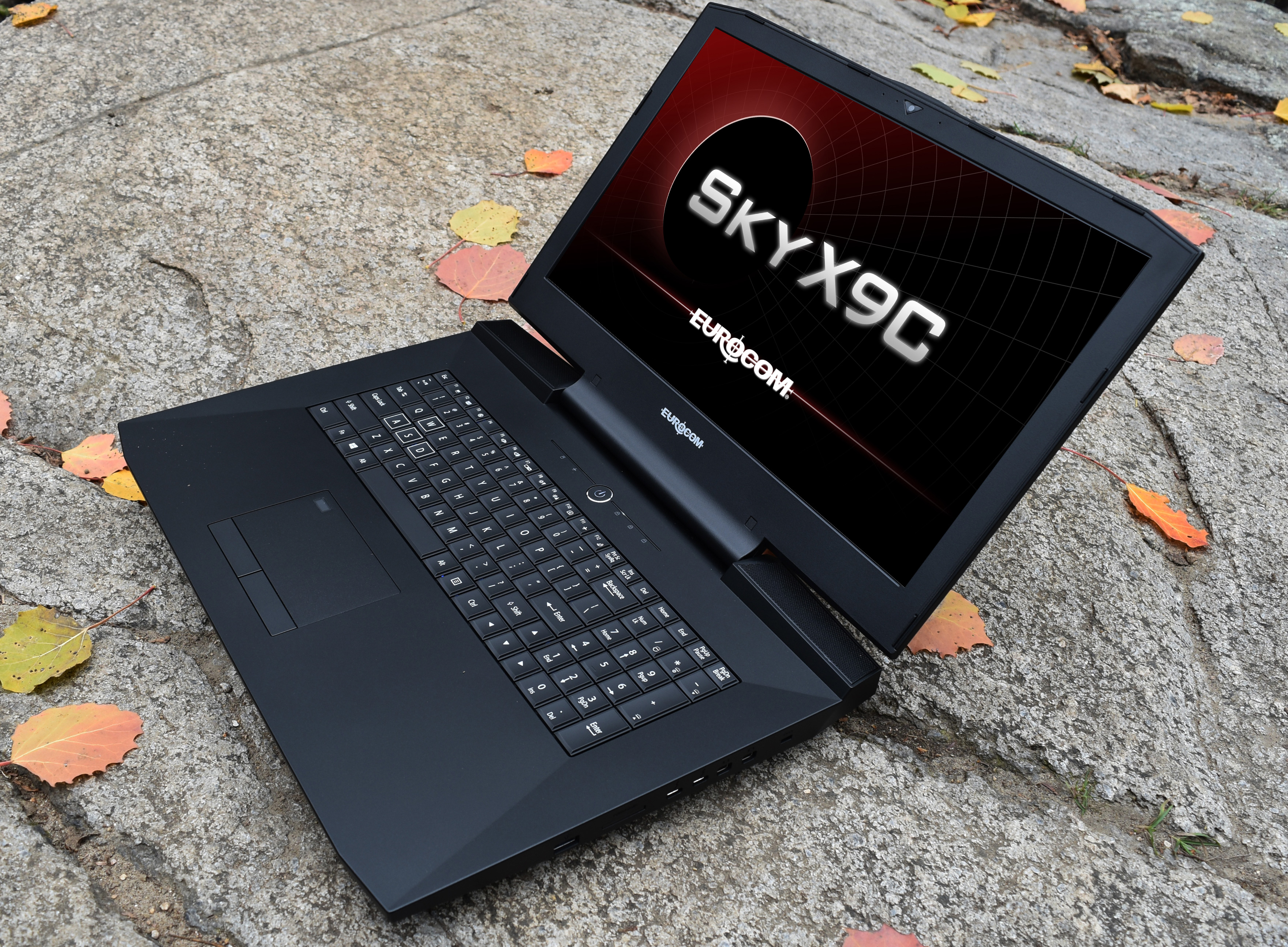 Eurocom Launches Sky X4C, X7C and X9C Laptops with Core i7-8700K CPUs