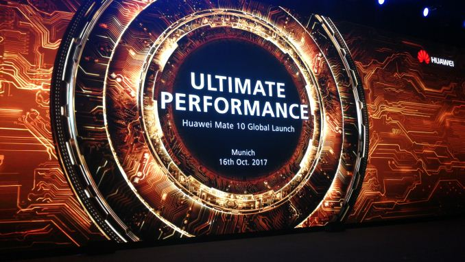 Huawei Mate 10 and Mate 10 Pro Launch: Live Blog (2pm CEST