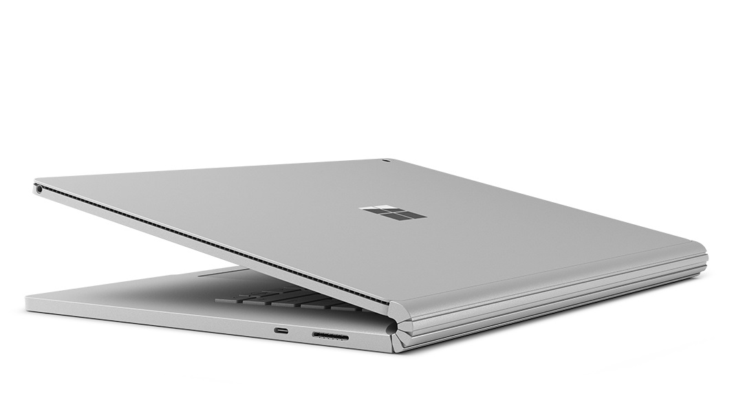 Microsoft's Surface Book 2 includes a brawnier 15-inch version
