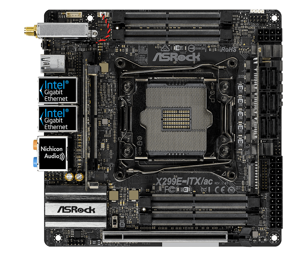 ASRock J3160DC-ITX Realtek Audio Driver