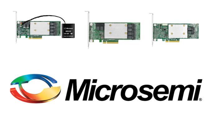 Microsemi Introduces New SAS/SATA HBAs And RAID Cards