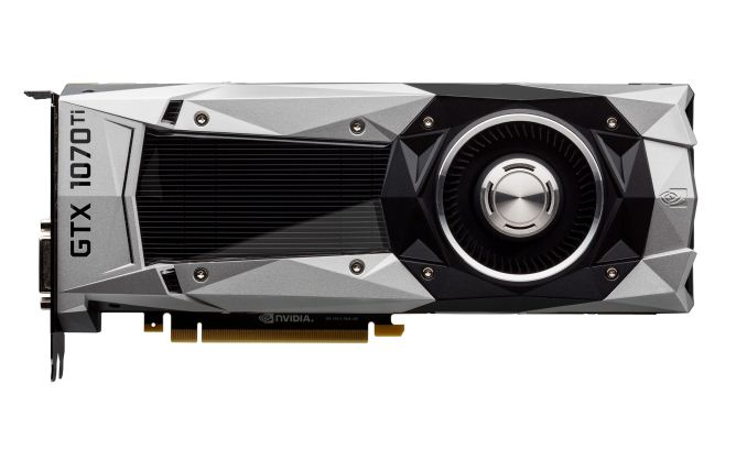 The NVIDIA GeForce GTX 1070 Ti Founders Edition Review: GP104