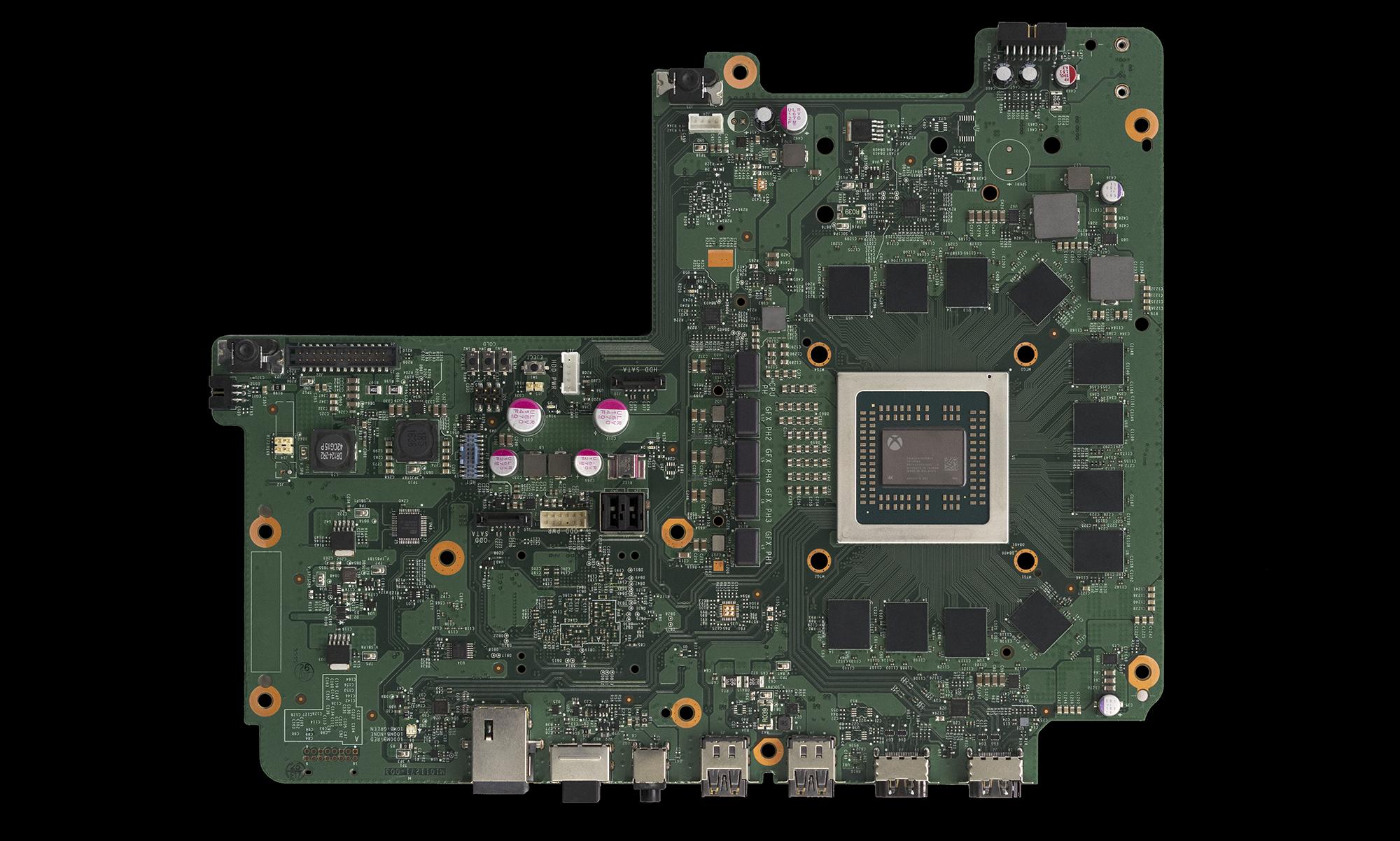 Powering Xbox One X: Custom AMD APU - The Xbox One X Review: Putting