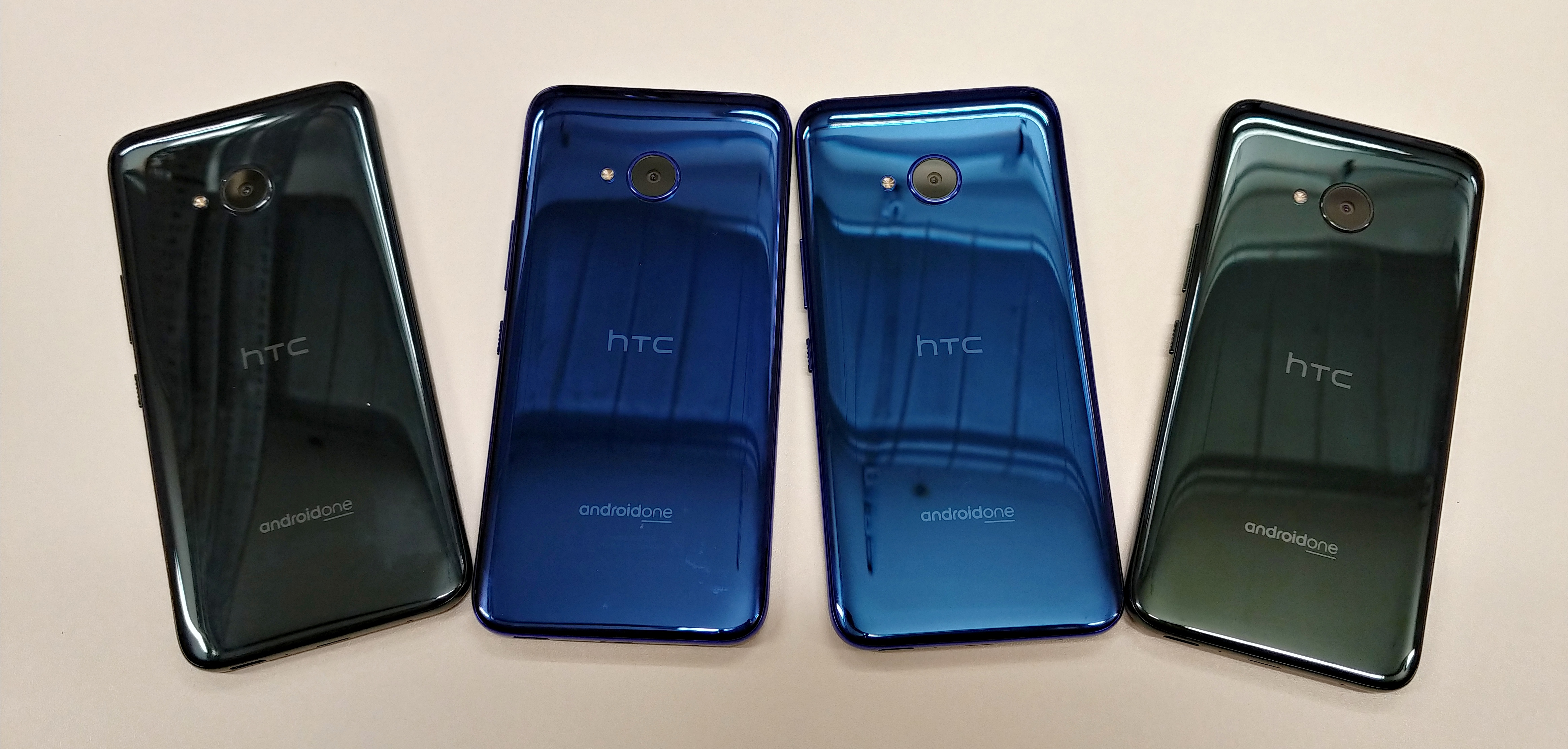 HTC Squeezes the U11 Family, Adding the HTC U11 life