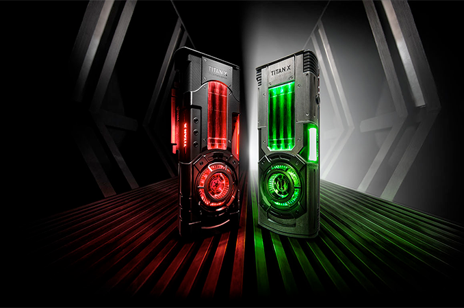 Embrace the Light - or Dark - side with NVIDIA's Star Wars-themed GPUs