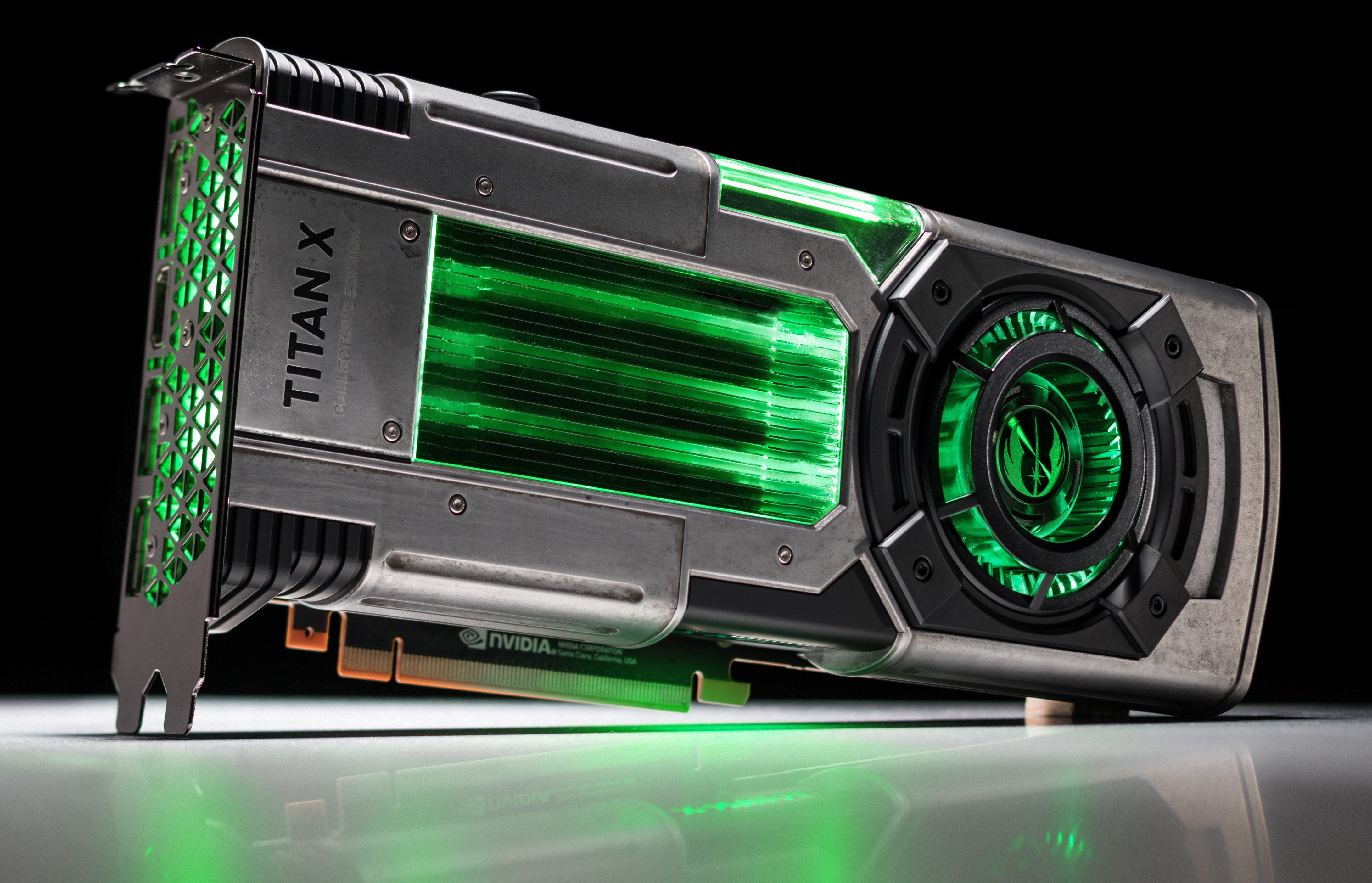 Star Wars Jedi Order Graphics Card
