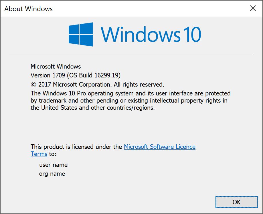 about windows 10 fall creators update