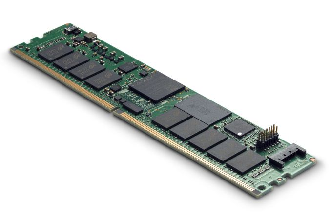 Micron Announces 32GB DDR4 NVDIMM-N Modules