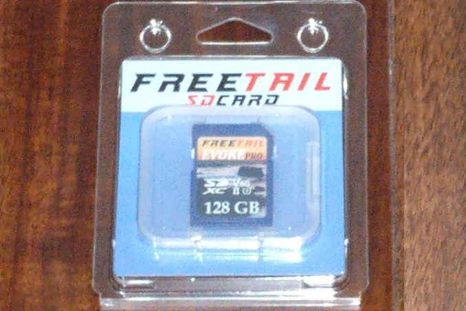 FreeTail EVOKE Pro SDXC UHS II Memory Card Capsule Review
