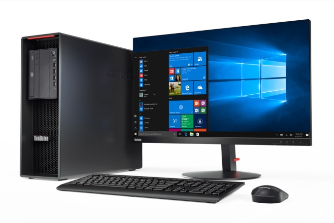 Lenovo ThinkStation P500 Monitor Windows 8 X64