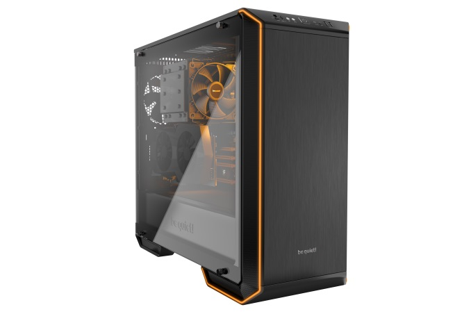 Be quiet introduces dark base 700 mid tower case rgb for Case low cost amsterdam