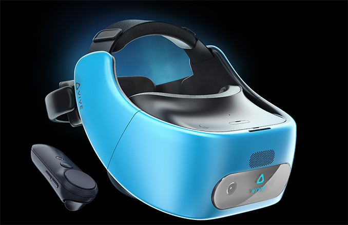 HTC cancelled its launch of wireless VR headset with google