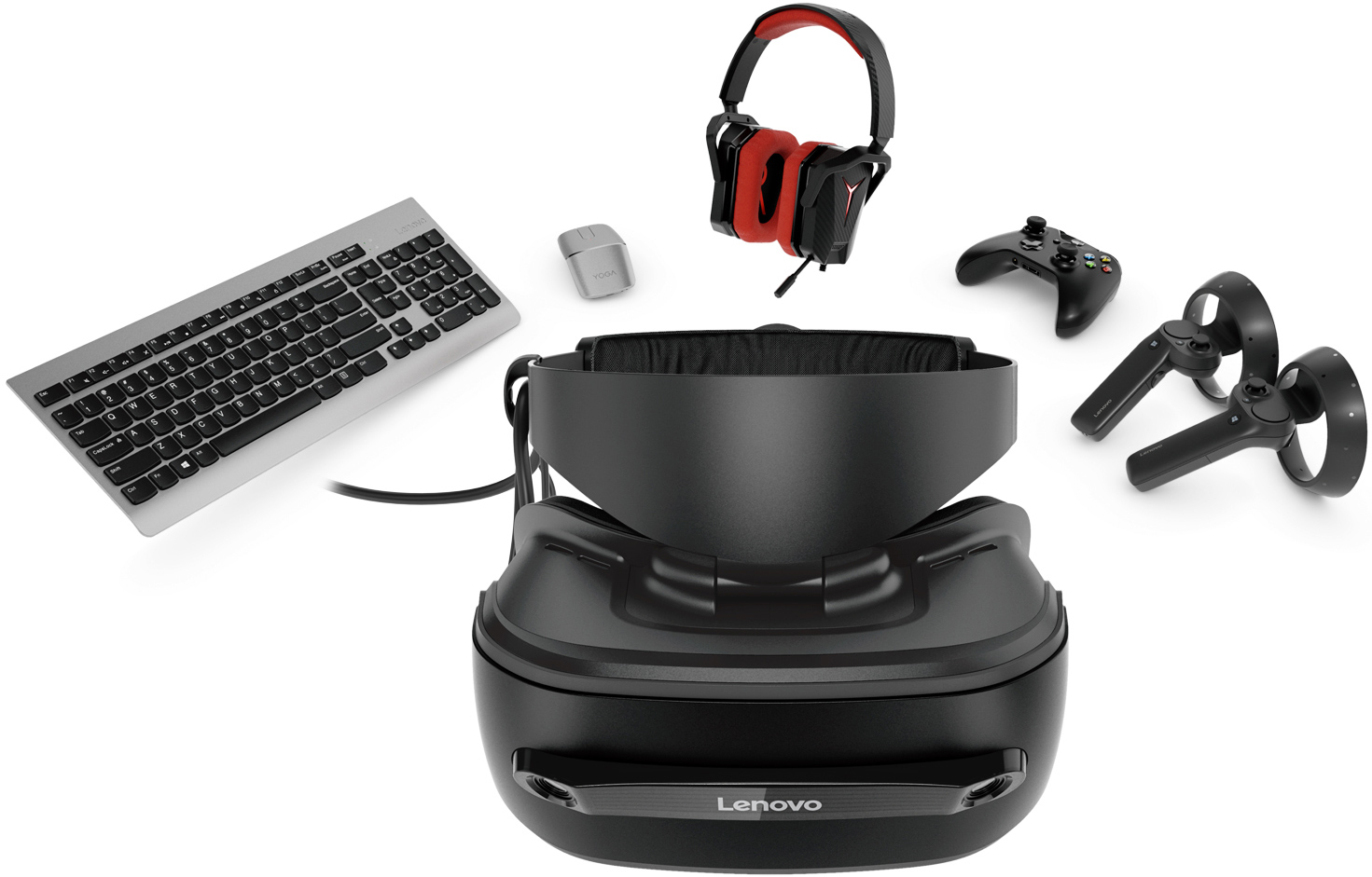 Windows Mixed Reality Headsets Gain SteamVR Support, a