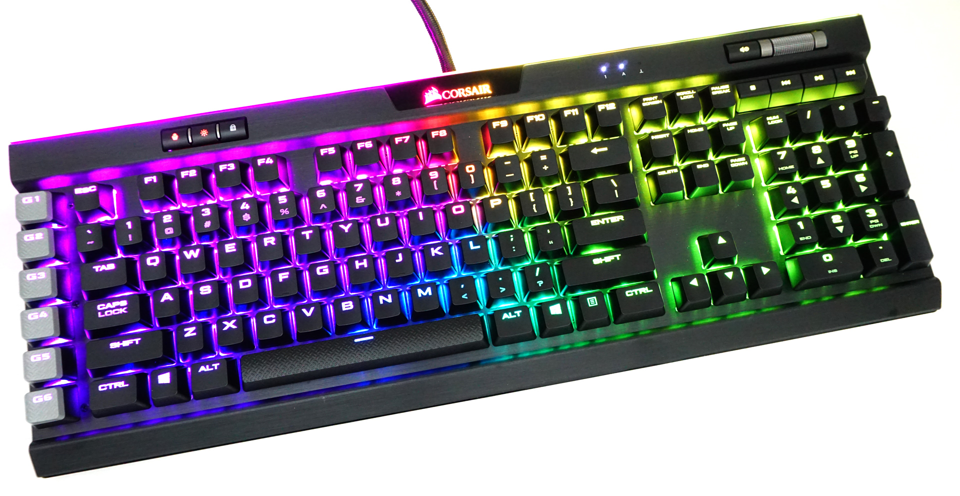 990263f351e For advanced gamers and enthusiasts, our recommendation for this year  remains the Corsair K95 RGB Platinum. Even though we have tested several  products ...