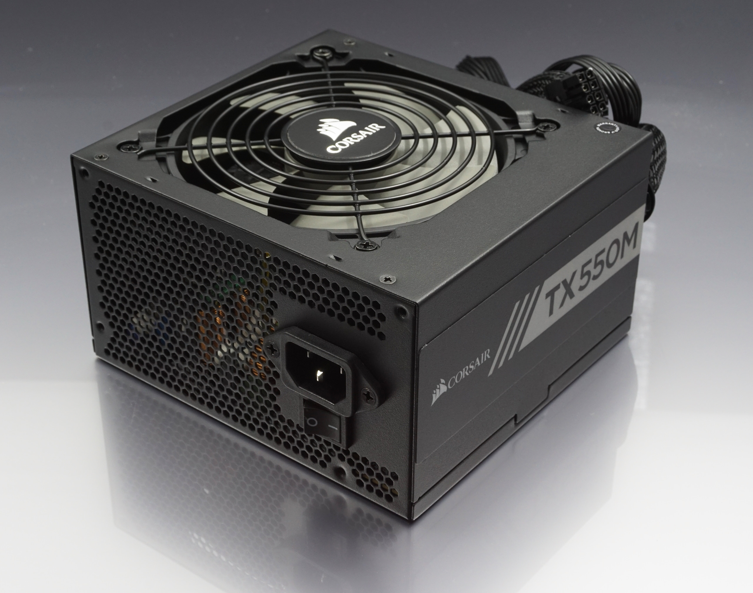 The Corsair TX550M PSU - The $80 Power Supply for Almost Everyone ...