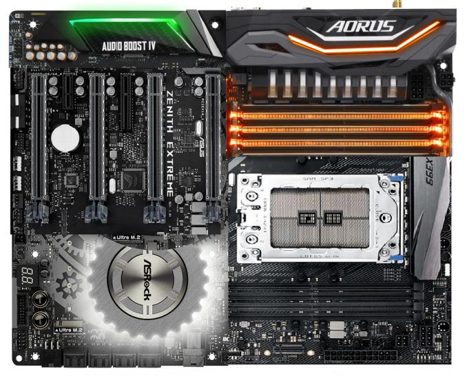 best motherboards q1 2018 rh anandtech com MSI Motherboard Asus Motherboard Diagram
