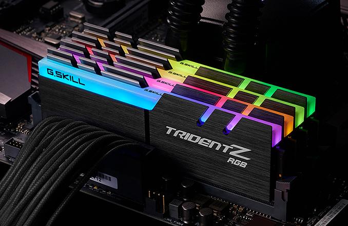G Skill Shrinks Latencies of DDR4-4000+ Kits for Coffee Lake