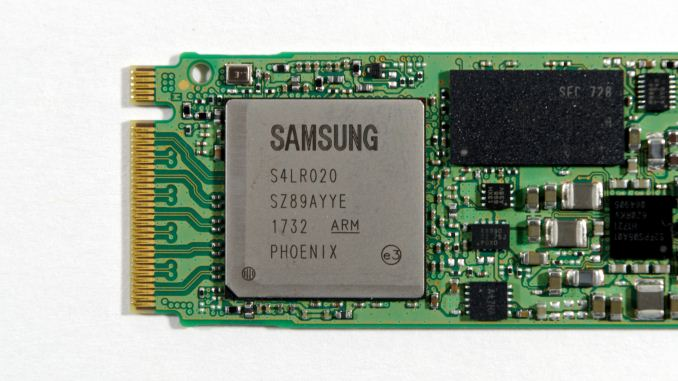 The Samsung PM981 SSD Review (512GB, 1TB): Next Generation