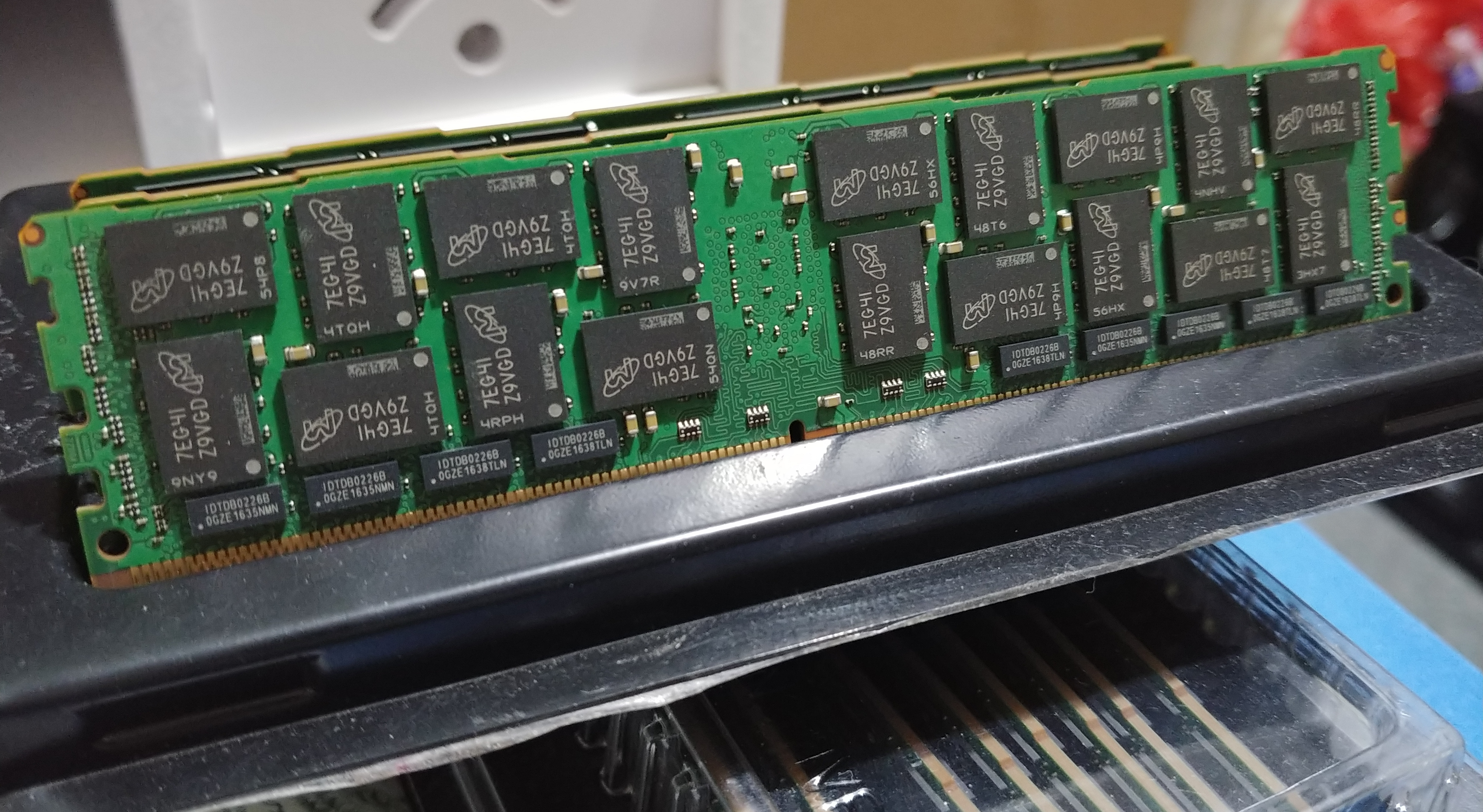 Mega Memory: Crucial Ships 128 GB DDR4-2666 Modules for