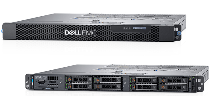 Dell EMC Launches PowerEdge XR2 Rugged Server: 1U, 44 Cores, 512 GB