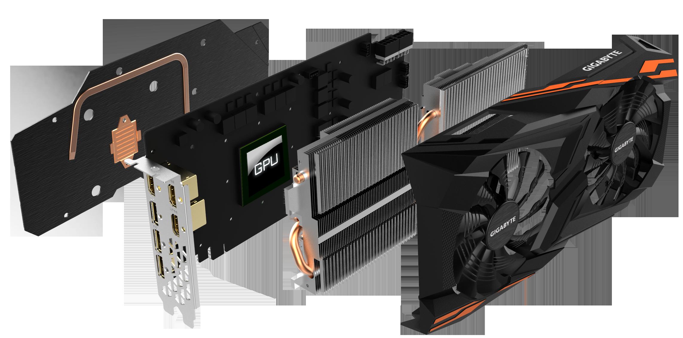 Gigabyte Unveils Radeon Rx Vega 64 Gaming Oc Windforce 2x To Release Rx Vega 56 Version Soon