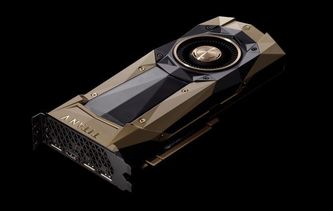 Nvidia reveals Titan V, its AI-focused graphics card