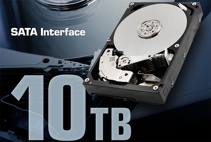 10tb hard drive
