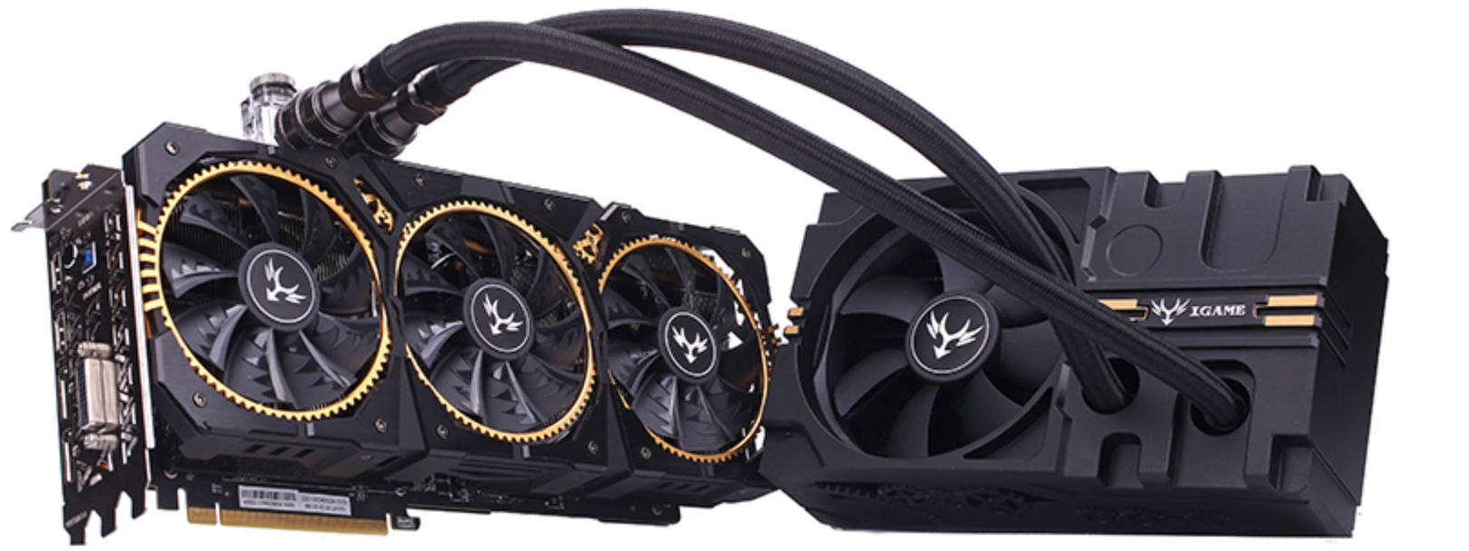 Colorful's GeForce GTX 1080 Ti Kudan Hits the Market: 1 8