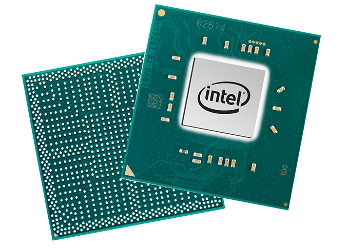 Intel Launches New Pentium Silver and Celeron Atom Processors