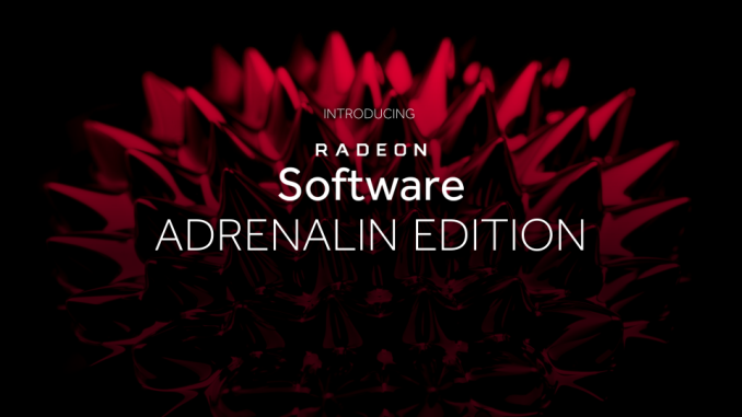 Что нового в Radeon Software Adrenalin Edition 17.12.1?