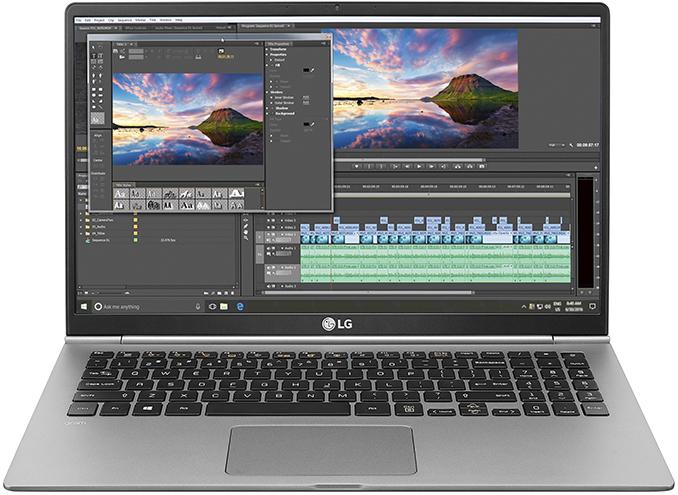 32cb6278c01 LG Gram 2018 Laptops Unveiled  Quad-Core i5 i7