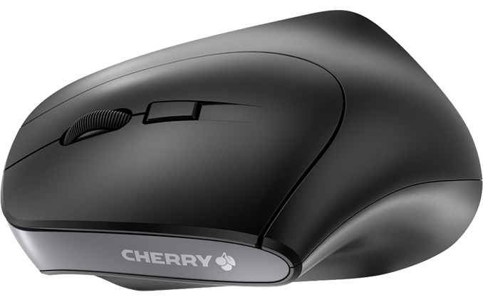 Cherry Announces the MW 4500 Mouse with 45° Palm Rest, 1200 DPI Sensor